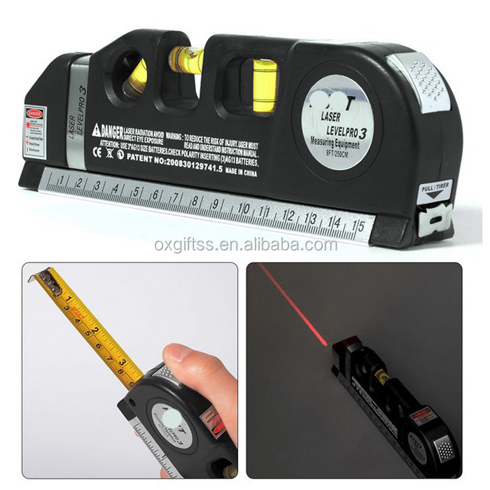 OXGIFT China Supplier Wholesale Manufacturing Factory Price Amazon Multifunction Infrared Laser <strong>level</strong>