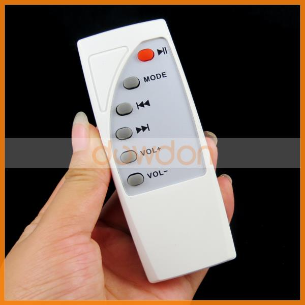 Programmable 6 kyes IR Remote Control for Fan DVD GPS