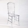Transparent Royal Wedding Chair