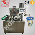 Hongzhan KIS900 automatic plastic cup or box rotary type cup sealing film