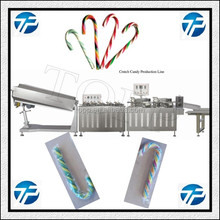Factory Direct Sales Automatic Crutch Candy Forming Machine