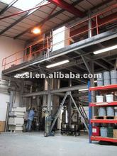 Water atomization machine for making metal powder