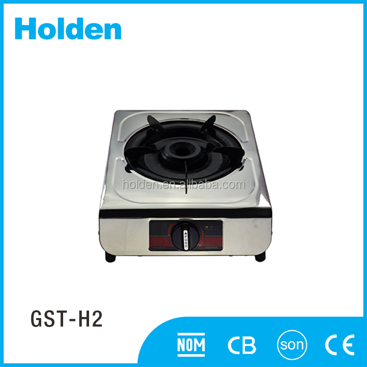 GST-H2 commercial portable outdoor single burner gas stove