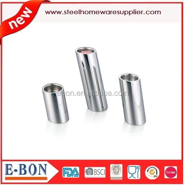 New Style Stainless Steel Handy Candle Holders Set Candle Stand