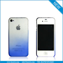 3D Sublimation water Drop Cell Phone Cases For iPhone 4 4S