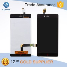 Wholesale Repair Broken Screen for ZTE Nubia Z9 Mini NX511J NX511 Lcd Black