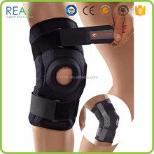 Hot selling professional cheap blue nylon.neoprene.Spandex. knee support arthritis boots