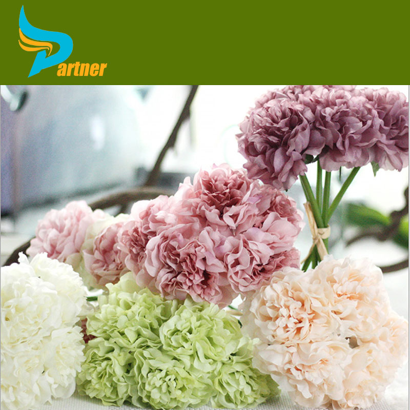 2016 China Factory direct artificial coral flowers FOR wedding groom