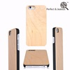 Hot selling Natural wood for customizable iphone case wholesale