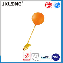J2020 brass floating valve with ball,water tank float ball valve