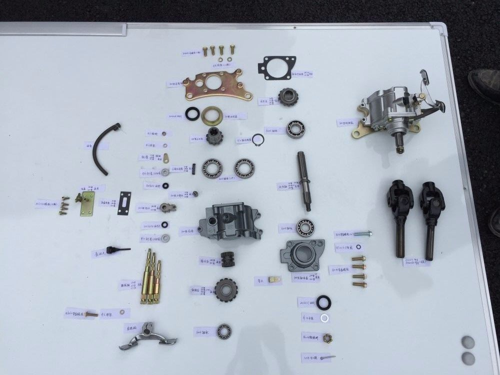 110CC,150CC,200CC OEM factory motorcycle transmission with reverse trike reverse gear kit reverse gearbox for motorcycle