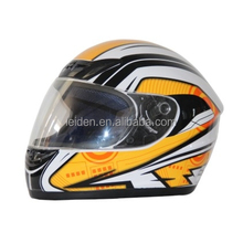 popular design skully helmet adult riding full face motorcycle helmet