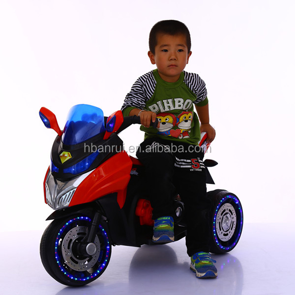 2017 Newest Kids Motorcycle Baby Kids Ride On Toy Car