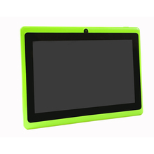 Allwinner a33 q88 firmware android 4.4 tablet pc with camera
