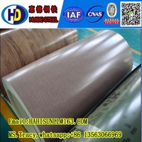 RAL color coated steel coil/corrugated steel roofing sheet of buildings materials