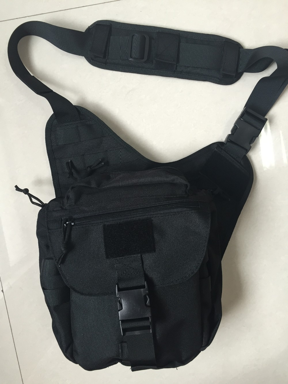 tactical shoulder bag,combat shoulder bag,outdoor multifunctional bag