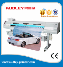 Audley new model 1.8m dx5 industrial plotter