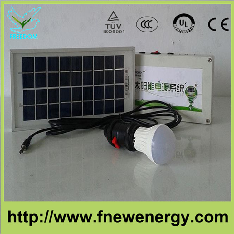 AC Three Phase Mini Portable Solar Led Light Lighting <strong>System</strong>, Mono Silicon Portable Solar Power <strong>System</strong> Generator
