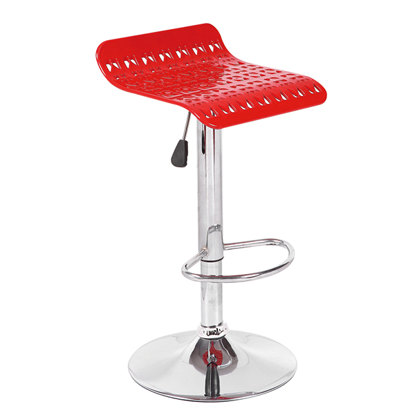 ABS 7035BAR STOOL, BAR CHAIR,HEIGHT ADJUSTABLE SEAT NEW DESIGN