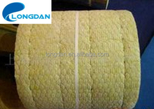 High Quality China Fcatory Insulation Fireproof Wire Mesh Rock Wool Blanket for Industry