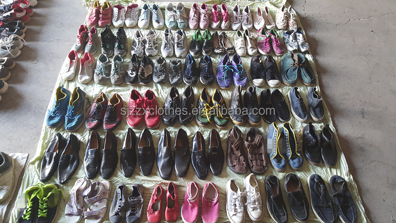 wholesale second hand shoes for sale