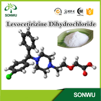 Supply Fresh 99% Levocetirizine dihydrochloride 130018-87-0 for breathing system in stock