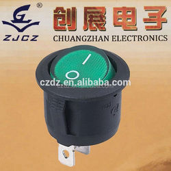 Waterproof button button touch micro car life appliance power switch