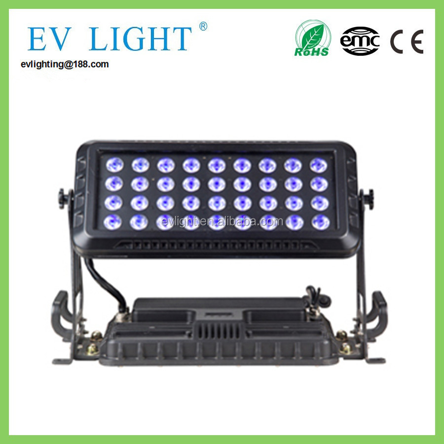 LED City Light 36*10W RGBW 4in1 led wall washers dmx LED City Color