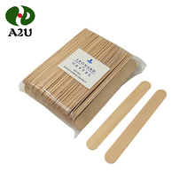 Disposable Wooden Waxing Makeup Cosmetic Spatula