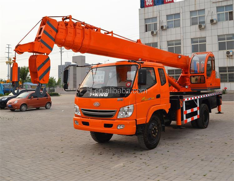 Rigante Telescopic Mobile Cranes : Mobile telescopic p h truck crane with long using time
