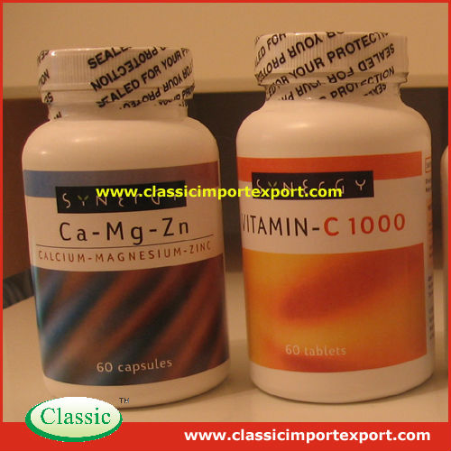Calcium Vitamin D chewable tablet Private label