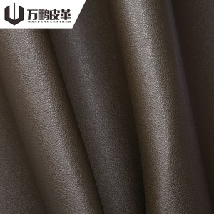 China Leather Factory Wholesale Furniture Fabric Faux Genuine Leather For Sofa