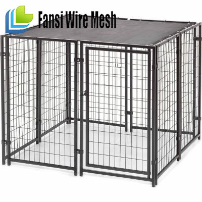 Alibaba supplier wire mesh fencing dog kennel