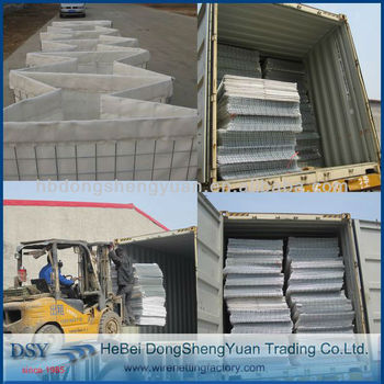Hesco barrier station(anping factory,nice service)