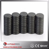 10x1mm C5 Round Ferrite Disc Magnet, Disc Ceramic Magnet for Art and Craft Projects, Refrigerator, Whiteboard