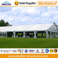 M-SERIES marquee inflatable car exhibition tent