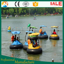 2016 Summer hot sale water games used inflatable boats for sale