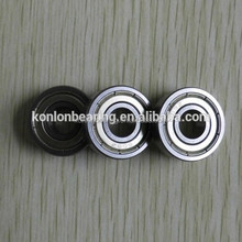 Single Row Deep Groove Ball Bearing with Low Friction Coefficient
