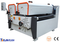 paint lacquering machine used for furnture painting production line