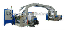 Hot melt coating machine for thermal label/self-adhesive film