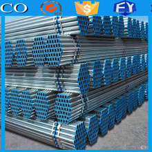 China supplier 202 steel tube with cheap price 4 inch galvanized mechanical properties for construction