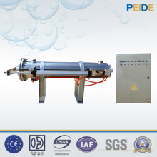 Portable spa industrial water pvc blue light small drinking water aqua stainless steel uv sterilizer