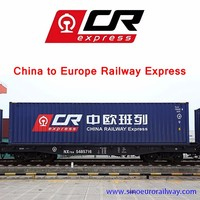 Alibaba Top Supplier Railway Express Transport