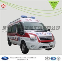 Ford Mobile Ambulance
