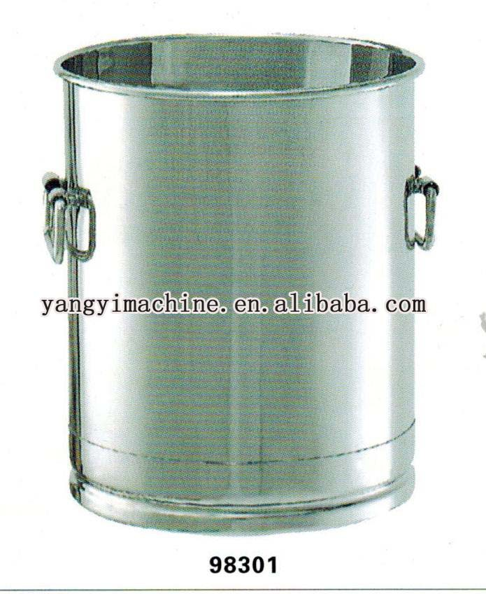 Stainless Steel Polished Storing Milk Beer Or Other