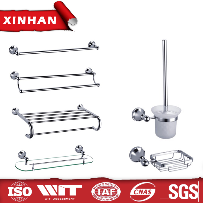 towel rack soap basket OEM/ODM wholesale low price bathroom accessories set