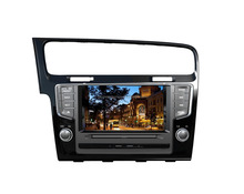 android 4.4.4 car audio and video for VW GOLF 7