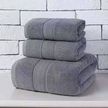 Promotional Bright Colorful High End Towels bath Set Luxury Hotel