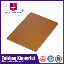 Alucoworld outstanding features low-cost by direct sales new building materials 2012