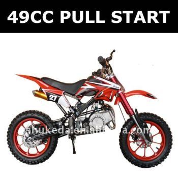 49cc 2 stroke Mini off road gas dirt bike, kidss dirt bike